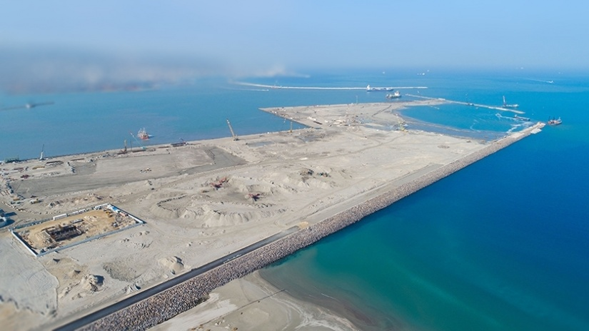 Marteam - Construction of a New Container Terminal