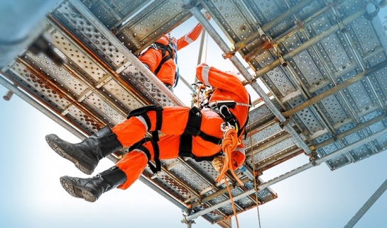 EDT Offshore - Working at Height