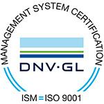 EDT Shipmanagement: ISO 9001:2015