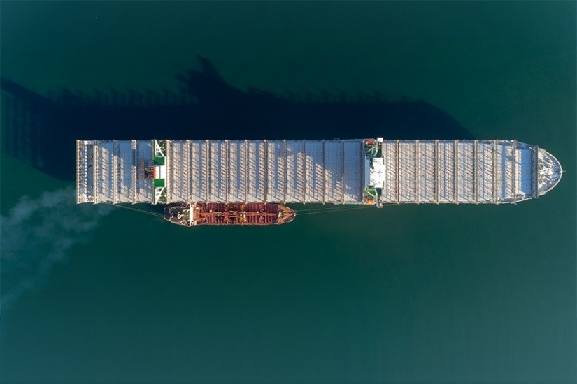 Ajax Offshore Bunkering Services - Barge Deliveries at Anchorage