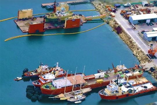 Vessel Agency & Husbandry Services For Edt Shipmanagement